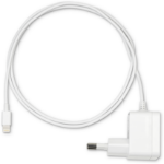eSTUFF ES80107EU Indoor White mobile device charger
