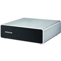 Freecom Quattro 3.0 2000GB Black,Silver external hard drive