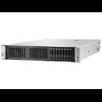 Hewlett Packard Enterprise ProLiant DL380 2.6GHz E5-2690V3 1600W Rack (2U)