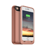 """Mophie juice pack air 4.7"""" Cover Pink gold"""