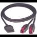 Epson PUSB Y cable: 010842A CYBERDATA P-USB 3M (EDG) printer cable