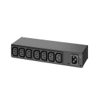 DELL A8974284 power distribution unit (PDU) 1U Black 8 AC outlet(s)