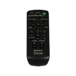 Sony Remote Commander (RM-AMU166)