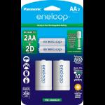 Panasonic K-KJS1MCA2BA household battery Rechargeable battery Nickel-Metal Hydride (NiMH)
