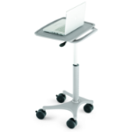 Ergotron EMR Cart Package Notebook stand White