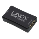 Lindy 38015 AV repeater Black AV extender