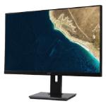 "Acer B7 B277Ubmiipprzx LED display 68.6 cm (27"") 2560 x 1440 pixels Wide Quad HD Flat Black"