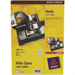 Avery L7674-25 White Self-adhesive printer label printer label