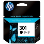HP CH561EE (301) Printhead black, 190 pages, 3ml