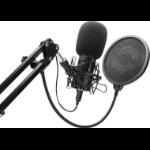 SPEEDLINK Volity Ready Black Studio microphone