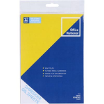 PHE OFFICE NATIONAL SHREDDER OIL SHEETS PACK 12