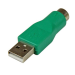 StarTech.com Replacement PS/2 Mouse to USB Adapter - F/M