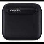 Crucial X6 1000 GB Negro