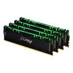 Kingston Technology FURY Renegade RGB memory module 128 GB 4 x 32 GB DDR4 3600 MHz