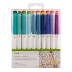 Cricut 2004060 felt pen Fine Black, Blue, Green, Magenta, Red, Turquoise, Yellow 30 pc(s)