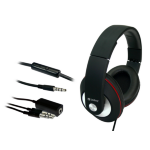 Sandberg Play'n Go Headset Black headset