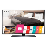 """LG 49LX761H 49"""" Full HD Smart TV Wi-Fi Black LED TV"""