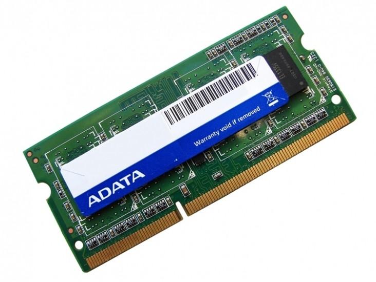 ADATA 2GB DDR3L 1600 SO-DIMM 2GB DDR3L memory module