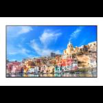 "Samsung QM85D Digital signage flat panel 85"" LED 4K Ultra HD Black"