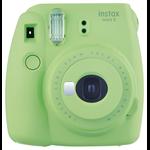 Fujifilm Instax Mini 9 62 x 46mm Green,Lime instant print camera