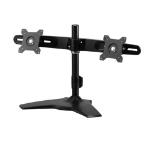 "Amer AMR2S monitor mount / stand 61 cm (24"") Freestanding Black"