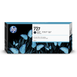 HP 727 Original Matte black