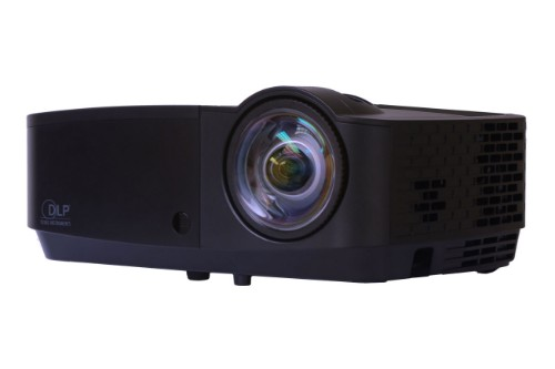Infocus IN126STa Desktop projector 3300ANSI lumens DLP WXGA (1280x800) 3D Black data projector
