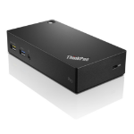 Lenovo Think Pad USB 3.0 Pro Wired USB 3.2 Gen 1 (3.1 Gen 1) Type-A Black