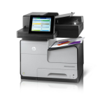 HP OfficeJet Enterprise Color MFP X585dn Inkjet A4 Grey