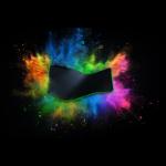 Razer Golithus Chroma Black Gaming mouse pad