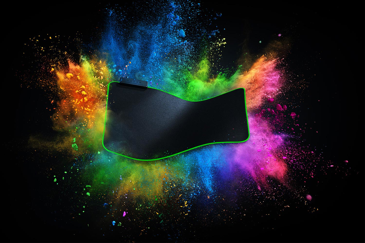 Razer Golithus Chroma Black Gaming mouse pad
