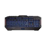 ASUS Cerberus Keyboard MKII Multi-color backlit gaming keyboard splash-proof