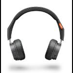 Plantronics Backbeat 500 Head-band Binaural Wired/Wireless Grey mobile headset