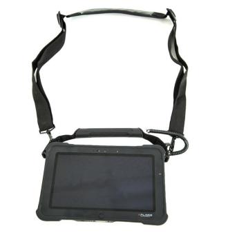 Zebra 400005 correa Tableta Negro
