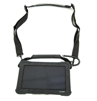 Zebra 400005 strap Tablet Black