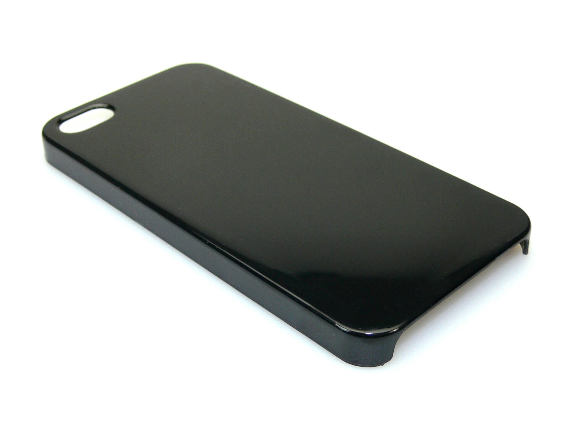 Cover iPhone 5/5s Hard Black