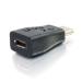 C2G USB-C/USB-Micro B M/F