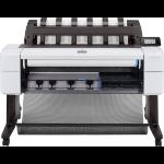 HP Designjet T1600dr 36 英寸 PostScript 打印机 large format printer Thermal inkjet Color 2400 x 1200 DPI 914 x 1219 mm Ethernet LAN