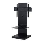 "B-Tech BTF810 60"" Portable flat panel floor stand Black"