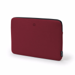 "Dicota Skin BASE 12-12.5 notebook case 31.8 cm (12.5"") Sleeve case Red"