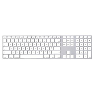Apple Keyboard with Numeric Keypad - Portuguese