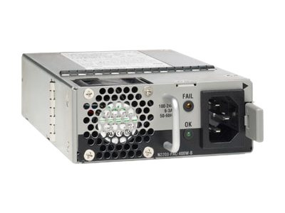 Cisco N2200-PAC-400W= network switch component Power supply
