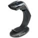 Datalogic Heron HD3430 Kit Lector de códigos de barras portátil 1D/2D CMOS Negro, Plata