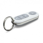 Swann SWO-KEF1PA Press buttons Silver,White remote control