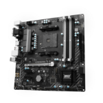MSI A320M BAZOOKA AMD A320 Socket AM4 Micro ATX