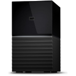 Western Digital My Book Duo disk array 8 TB Desktop Black
