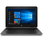 "HP Pavilion x360 11 G3 EE Black Hybrid (2-in-1) 29.5 cm (11.6"") 1366 x 768 pixels Touchscreen Intel® Pentium® Silver 4 GB DDR4-SDRAM 128 GB SSD Windows 10 Home"