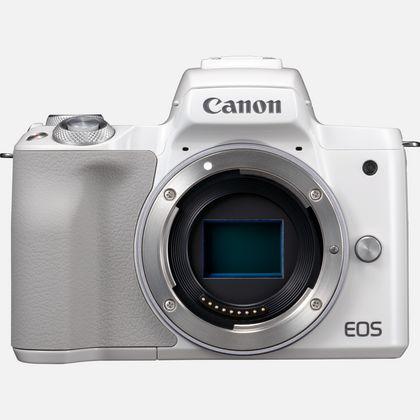 Canon EOS M50 MILC 24.1 MP CMOS 6000 x 4000 pixels White