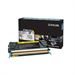 Lexmark X746A1YG Toner yellow, 7K pages