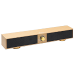 SYBA CL-SPK20151 soundbar speaker 2.0 channels 5 W Wood